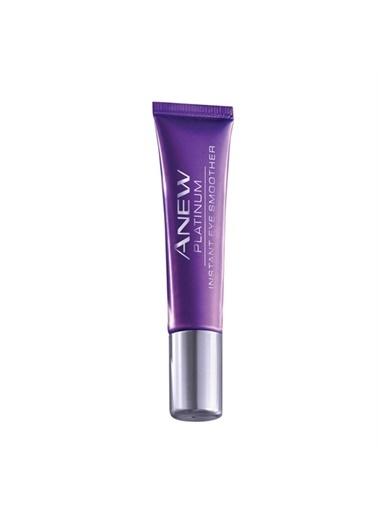 Avon Anew Platinum Anında Göz Pürüzsüzlüğü Kremi 15 Ml Renksiz
